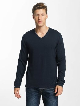 Jack & Jones trui jorEasy Knit blauw