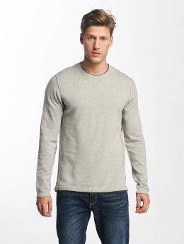 Jack & Jones trui jorEasy Knit grijs