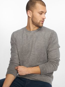 Jack & Jones trui Jprwilliam grijs