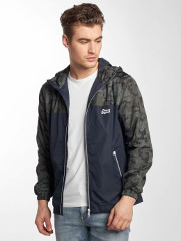 Jack & Jones Übergangsjacke jorSelf Light blau