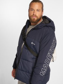 Jack & Jones Übergangsjacke Jcomoss Transition blau