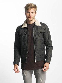 Jack & Jones Winter Jacket jorRob black