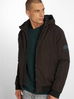 Jack & Jones Winter Jacket jcoHayes black