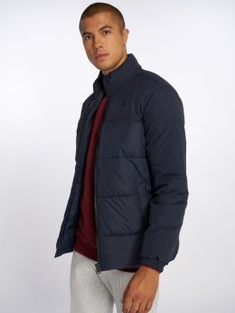 Jack & Jones Winter Jacket jcoCross Collar blue