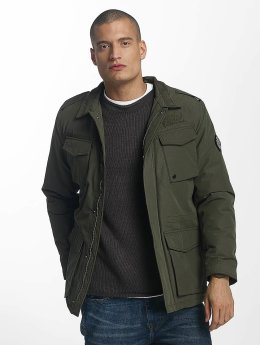 Jack & Jones Winterjacke jorRep grün