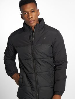 Jack & Jones Winterjacke jcoCross Collar schwarz
