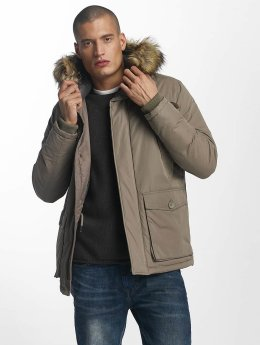 Jack & Jones winterjas jjorMountain beige