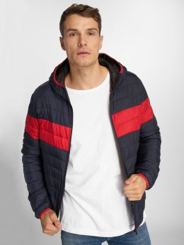 Jack & Jones winterjas Jcoboom blauw