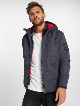 Jack & Jones winterjas jcoTen blauw