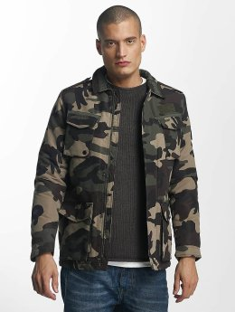 Jack & Jones winterjas jorRep camouflage