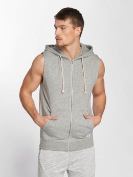 Jack & Jones Zip Hoodie jorRecycle Sweat grau