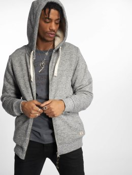 Jack & Jones Zip Hoodie Jprbrent grey