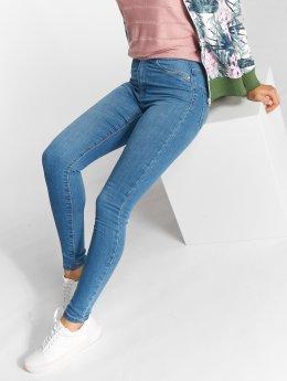 JACQUELINE de YONG Облегающие джинсы jdyElla синий