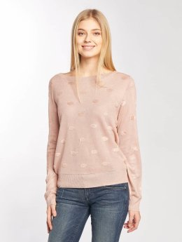 JACQUELINE de YONG Пуловер jdyRosie розовый