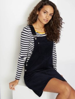 JACQUELINE de YONG Dress Jdyelya Dungaree blue