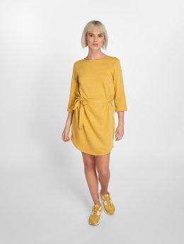 JACQUELINE de YONG Dress jdyLaos yellow