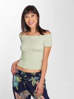 JACQUELINE de YONG Hihattomat paidat jdyCissel vihreä