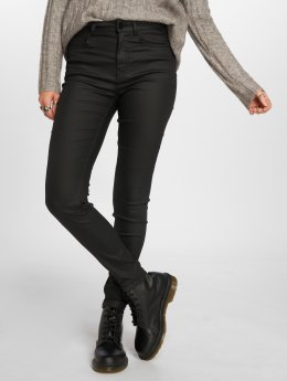 JACQUELINE de YONG Jeans slim fit jdyElyn Coated nero