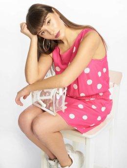 JACQUELINE de YONG jurk jdyCarly pink