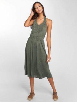 JACQUELINE de YONG Kleid jdyDodo grün
