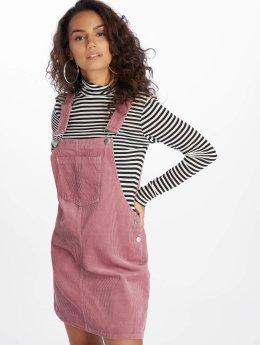 JACQUELINE de YONG Kleid Jdyelya Dungaree rosa