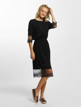 JACQUELINE de YONG Kleid jdyNAncy 3/4 Lace schwarz