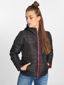 JACQUELINE de YONG Lightweight Jacket jdyFelicia Padded Transition black