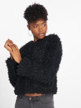 JACQUELINE de YONG Lightweight Jacket jdyElsa Fluffy black