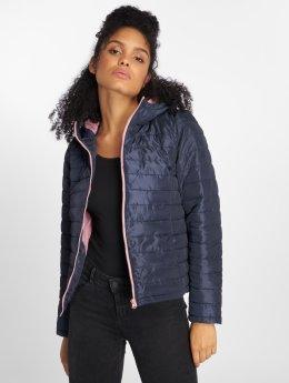JACQUELINE de YONG Lightweight Jacket jdyFelicia Padded blue