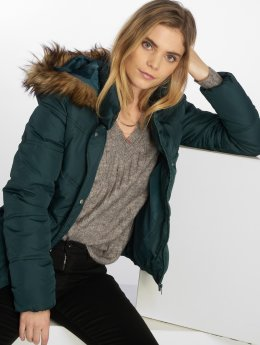 JACQUELINE de YONG Lightweight Jacket jdyElena Padded green
