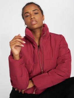 JACQUELINE de YONG Lightweight Jacket jdyErica Short Padded red