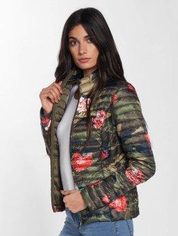 JACQUELINE de YONG Övergångsjackor jdyMaddy kamouflage