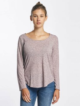 JACQUELINE de YONG Pitkähihaiset paidat jdyBolette purpuranpunainen