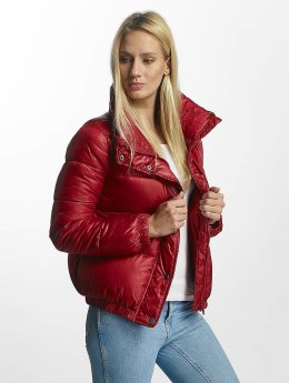 JACQUELINE de YONG Puffer Jacket jdyRoona rot