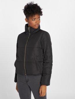 JACQUELINE de YONG Puffer Jacket jdyErica Short Padded schwarz