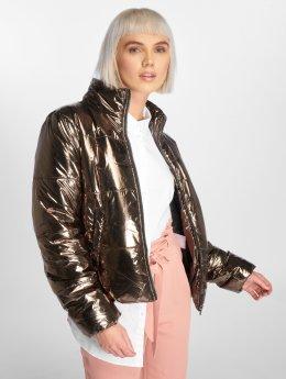 JACQUELINE de YONG Puffer Jacket jdySterling silberfarben
