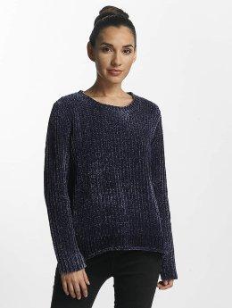 JACQUELINE de YONG Pullover jdyMine blau