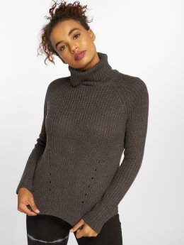 JACQUELINE de YONG Pullover jdyJusty gray