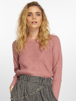 JACQUELINE de YONG Pullover jdyJusty 7/8 rose