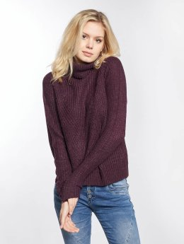 JACQUELINE de YONG Pullover jdyJusty violet