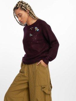 JACQUELINE de YONG Pullover jdyDiamond violet