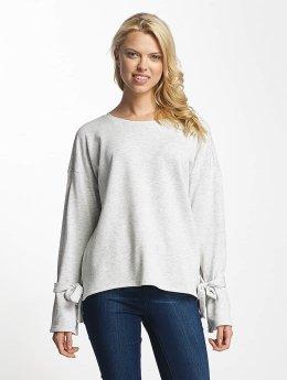 JACQUELINE de YONG Frauen Pullover jdyBrace in weiß