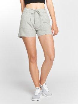 JACQUELINE de YONG shorts jdyPretty grijs
