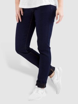 JACQUELINE de YONG Skinny Jeans JdyFano blau