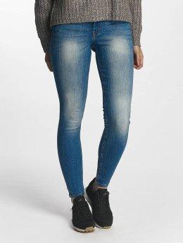 JACQUELINE de YONG Skinny Jeans jdySkinny blau