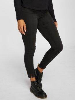JACQUELINE de YONG Skinny Jeans jdyDebina czarny