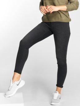JACQUELINE de YONG Skinny Jeans jdyElla Denim grau