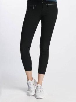 JACQUELINE de YONG Skinny Jeans jdyThunder schwarz