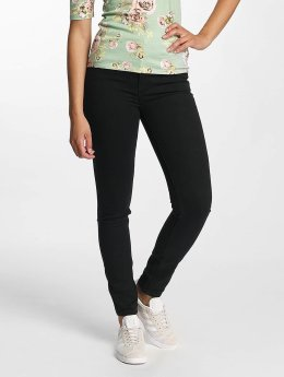 JACQUELINE de YONG Skinny Jeans High Holly schwarz