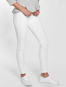 JACQUELINE de YONG Skinny Jeans jdyNew Five weiß
